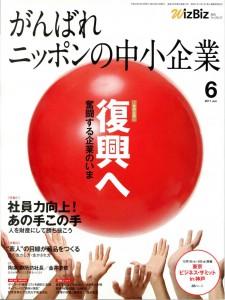 月刊ウィズビズ2011年6月号